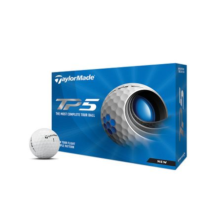 Ball TP5 (2021) TaylorMade Golf Picture