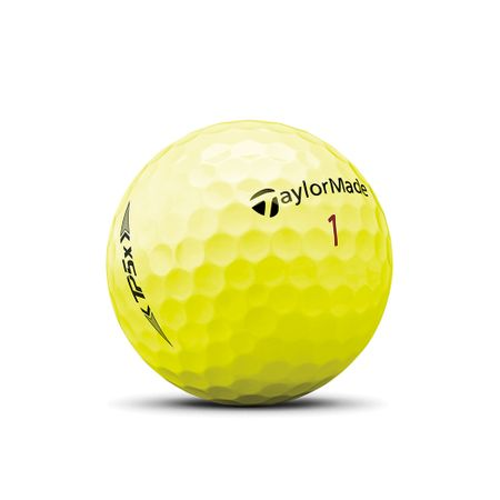 Ball TP5x Yellow (2021) TaylorMade Golf Picture
