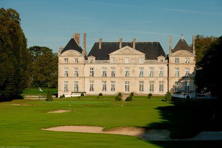 Exclusiv Golf du Chateau de Raray Cover Picture