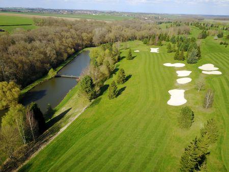 Golf de La Vaucouleurs - La Rivière  Cover Picture