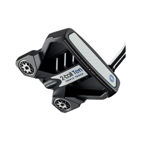 Putter 2-Ball Ten Triple Track Odyssey Picture