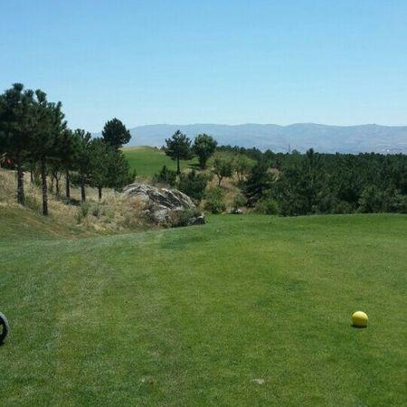 Ankara Golf Club Cover