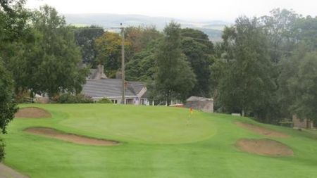 Aughnacloy Golf Club Cover Picture