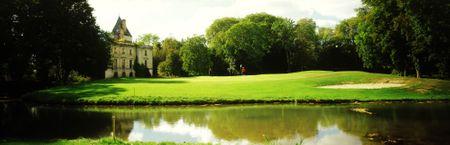 Golf Club Du Val de L'Indre Cover