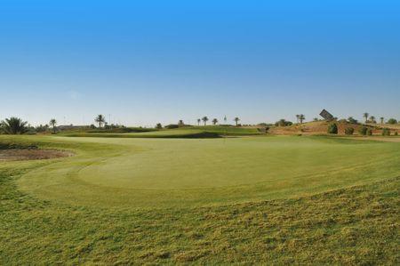 Riyadh Golf Club Cover Picture