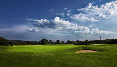 Tri Duby Golf Resort Cover Picture
