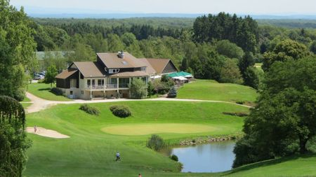 Golf de Rougemont Le Chateau Cover
