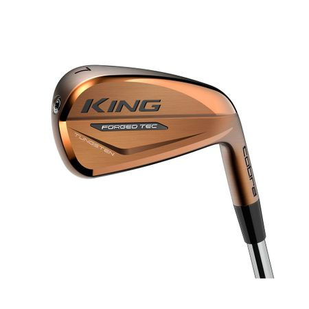 Irons King Forged TEC - Copper Cobra Golf Picture
