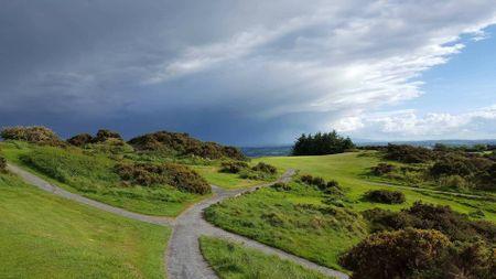 Scrabo Golf Club Cover Picture