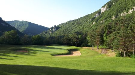 Golf des Gorges du Tarn Cover Picture
