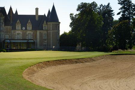Golf Du Château Des Sept Tours Cover Picture