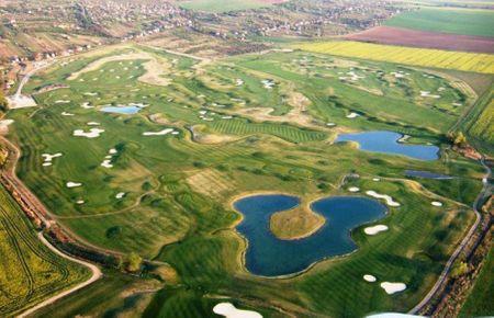 Grafobal Group Golf Resort Skalica Cover