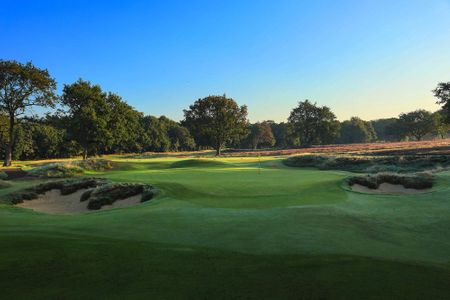 Royal Wimbledon Golf Club Cover Picture