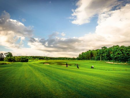 Golf Mala Ida - Red Fox Golf Club Cover