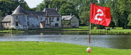 Nampont Saint Martin Golf Club - Les Cygnes Cover