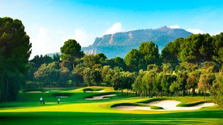 Real Club de Golf El Prat - Yellow Course  Cover Picture