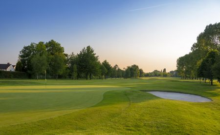 Henbury Golf Club Cover Picture