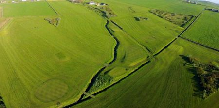 South Ronaldsay Golf Course Cover Picture