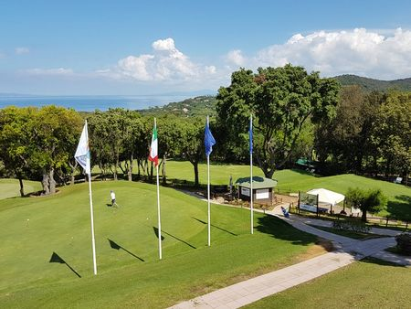 Golf Club Punta Ala Cover Picture
