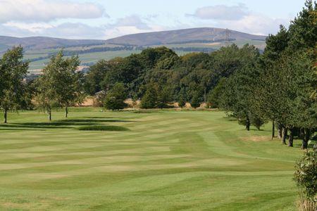 Brechin Golf Club Cover
