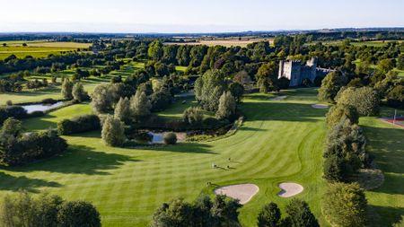 Kilkea Castle Golf Club Cover Picture