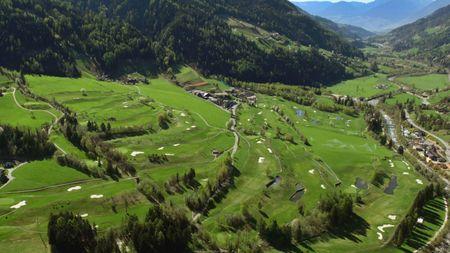 Golf Club Passeier Meran Cover Picture