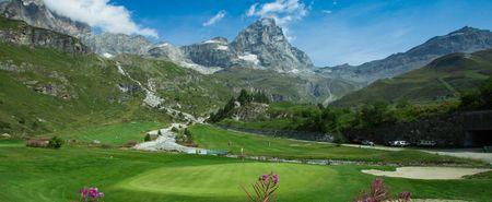 Golf Club Cervino Cover Picture