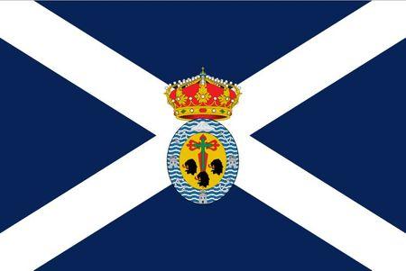 Tenerife and La Gomera Flag