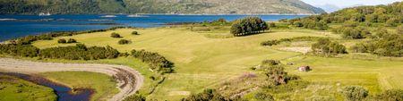 Craignure Golf Club Cover