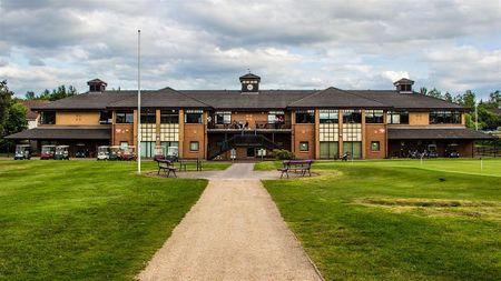 Dullatur Golf Club - Carrickstone Course Cover Picture