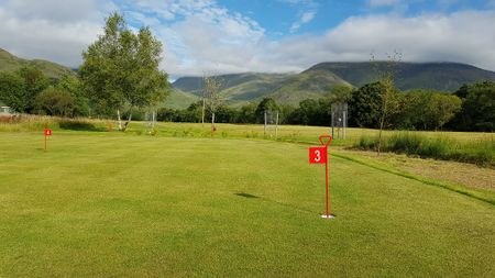 Dalmally Golf Club Cover