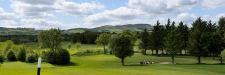 Dumfries and Galloway Golf Club Cover