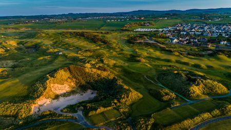 Castlerock Golf Club - Bann Course  Cover Picture