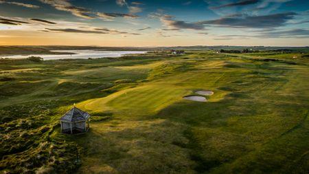 Castlerock Golf Club - Mussenden Course Cover Picture