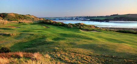 Saint Enodoc Golf Club - Church Course Cover Picture
