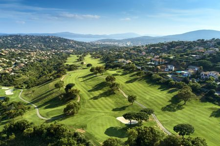 Golf de Sainte Maxime Cover Picture