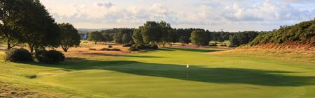 Hollinwell Golf Club  Cover Picture