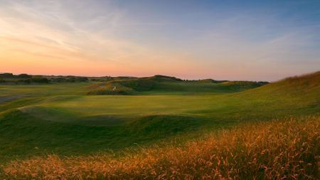 Burnham and Berrow Golf Club - The Channel Course Cover Picture