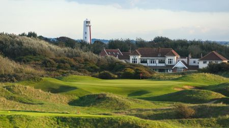 Burnham and Berrow Golf Club - The Championship Course Cover Picture