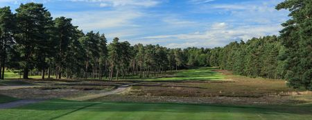 The Berkshire Golf Club - Red  Cover Picture