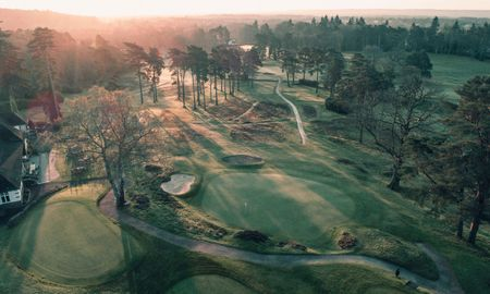 Worplesdon Golf Club Cover Picture