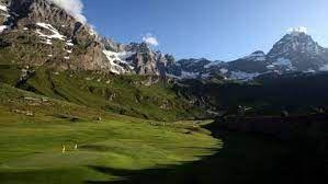 Golf Club Valle d' Aosta-Pila Cover Picture