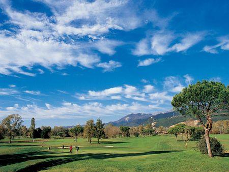 Versilia Golf Club Cover