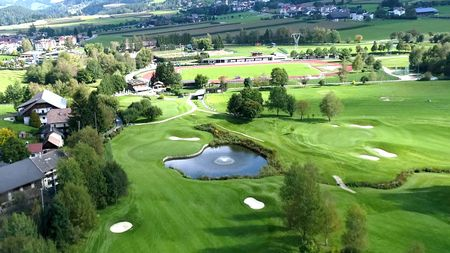 Golf Club Pustertal Cover