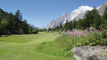 Golf Club Courmayeur Et Grandes Jorasses Cover Picture