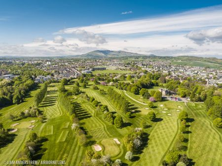 Liberton Golf Club Cover