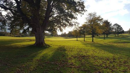 Haddington Golf Club Cover