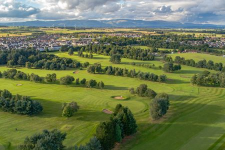 Falkirk Tryst Golf Club Cover Picture