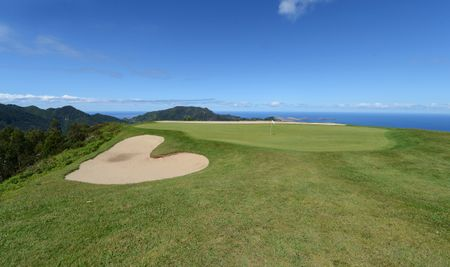 Santo Da Serra Golf Club Cover Picture