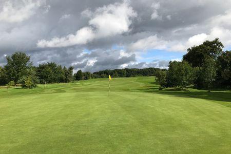 Pitreavie Golf Club Cover